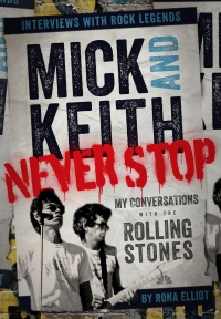 Mick and Keith: Never Stop - Buy it Now